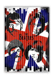 Pop Art The Beatles Portrait on Canvas Wall Art Prints Framed Pictures Home Decoration Celebrity Photos Room Deco Famous People-Front