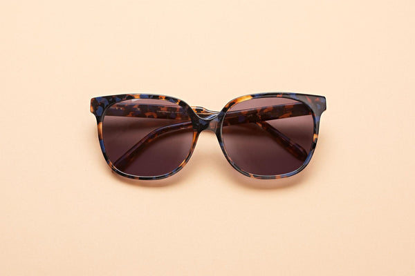 Havana Blue Women's Sunglasses Australia