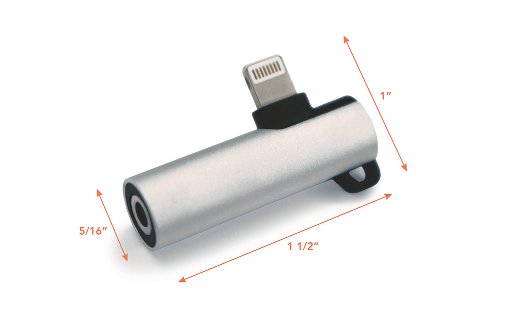 Charging 3.5mm to Lightning Adapter
