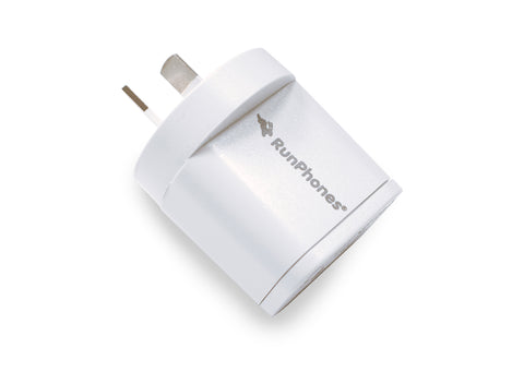 AcousticSheep® AU USB Wall Adapter