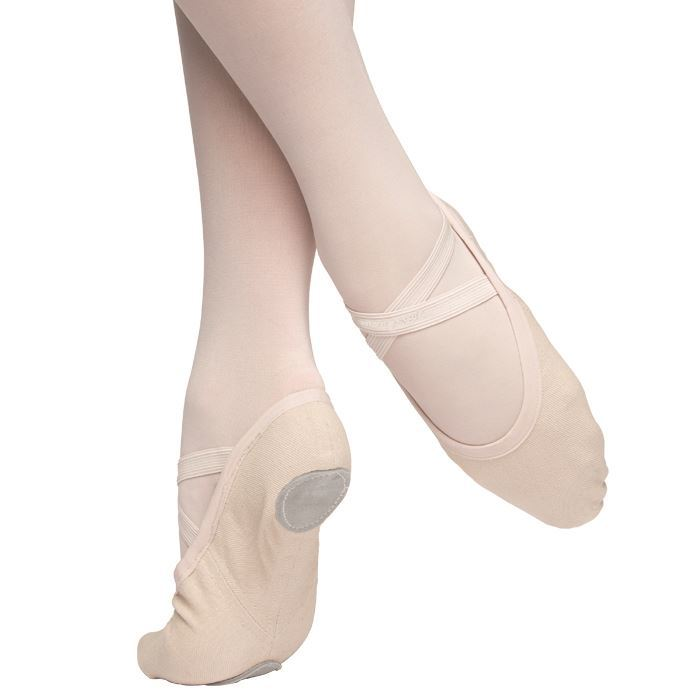 Russian Pointe Stretch Canvas Ballet Shoe - Dance Emporium