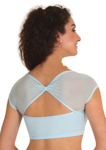 Crop Mesh Top - Dance Emporium