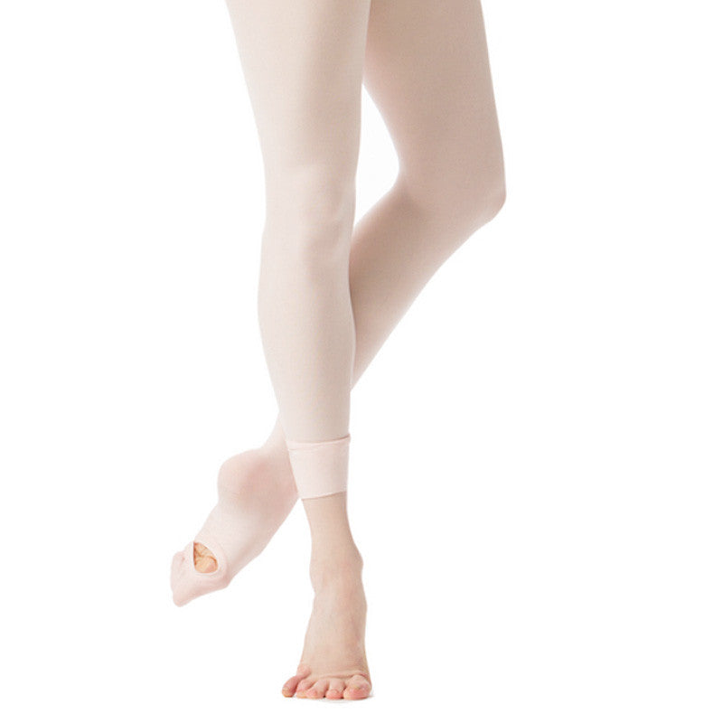 Danskin Women's Microfiber Convertible Tight Style No. 702 - Dance Emporium
