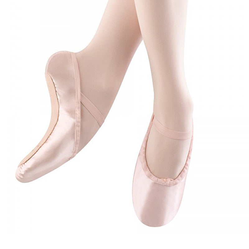 Basic Satin Ballet Shoe - Dance Emporium