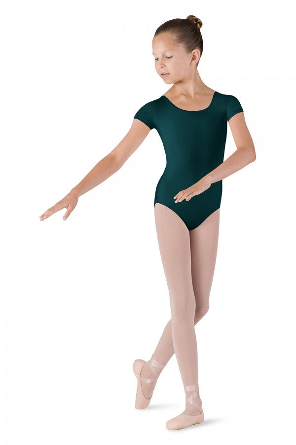 Bloch Cap Sleeve Leotard - Dance Emporium