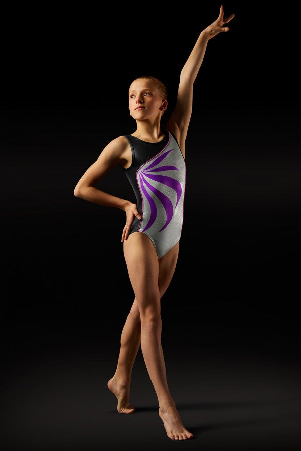 Flare Tank Leotard- Girls - Dance Emporium