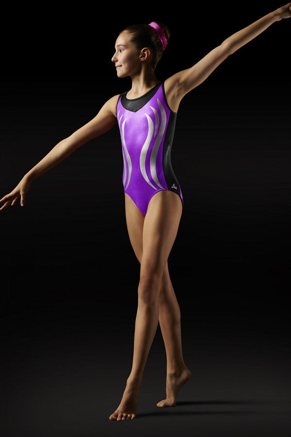 Flame Tank Leotard- Ladies - Dance Emporium