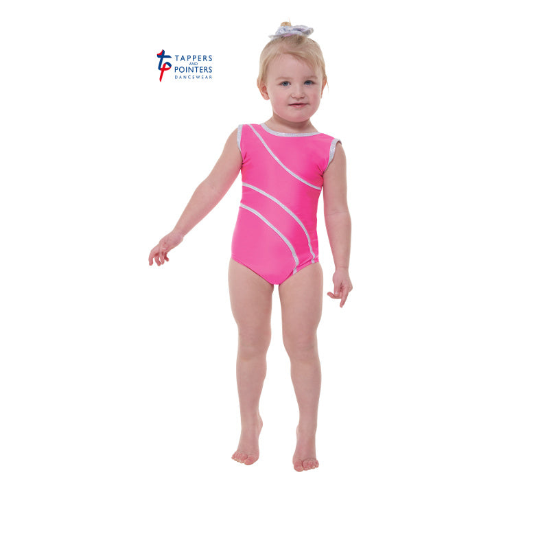 Sleeveless Gymnastics Leotard - Dance Emporium