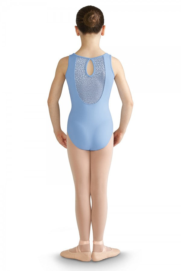 Mirella Mesh Back Leotard - Dance Emporium
