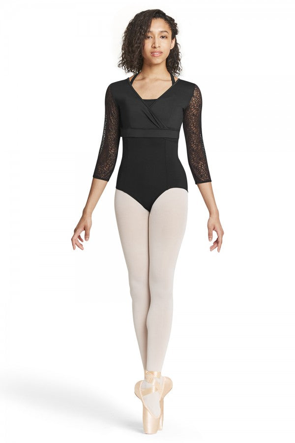 Bloch Wrap Top - Dance Emporium