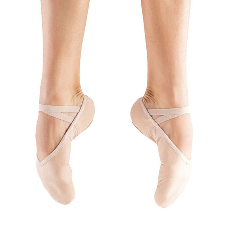 SoDanca Ballet Shoe - Stretch Leather - Dance Emporium