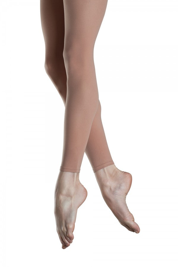 Ladies Endura Footless Tight - Dance Emporium