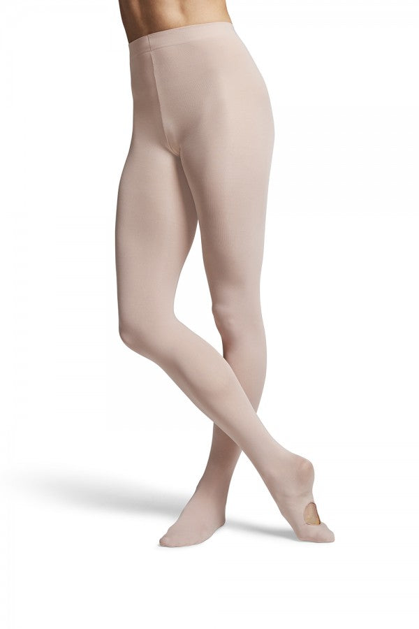 Bloch Girl's Convertible Tights - Dance Emporium