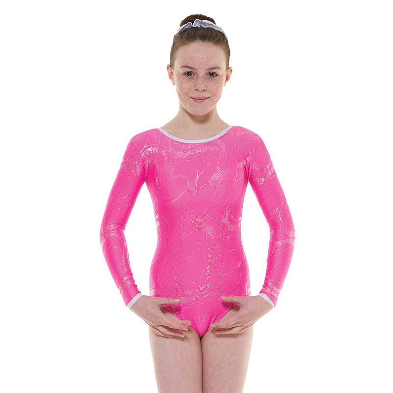 a3ad3fe8b Long sleeve Gymnastic Leotard Gym 36 – Dance Emporium