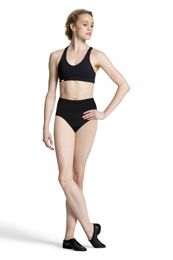 Belina High Waist Briefs - Dance Emporium