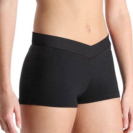 Bloch V-Front shorts - Dance Emporium