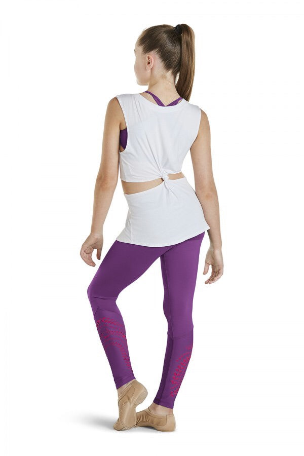 Knotted Tank Top - Dance Emporium