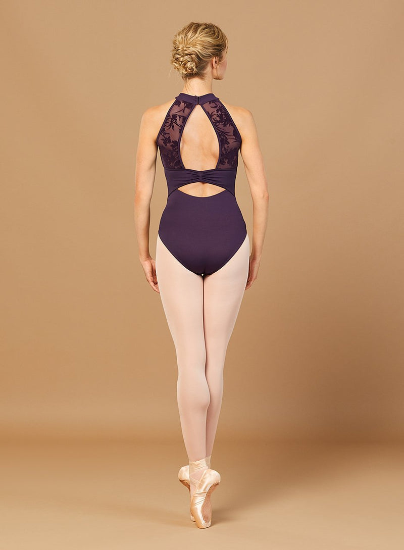 Halter Neck Bloch Leotard