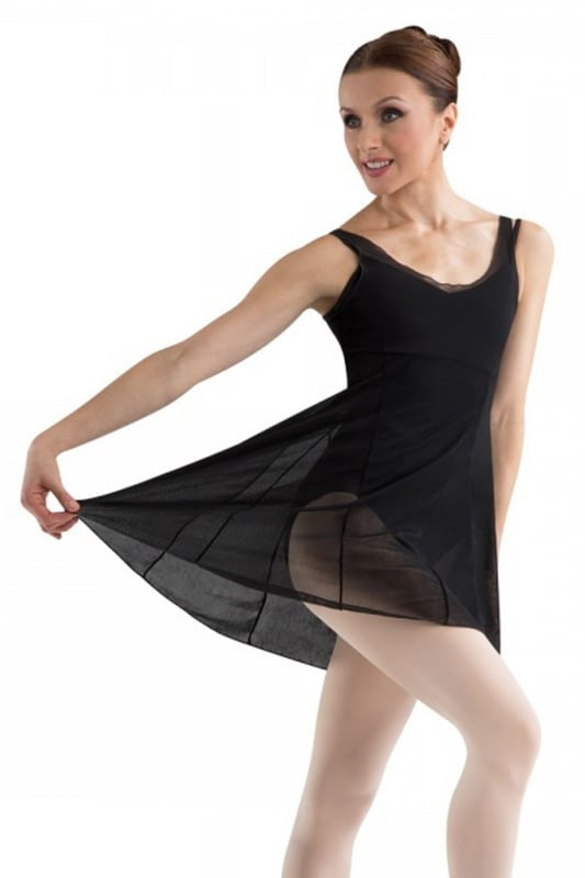 Bloch Mesh dress - Dance Emporium