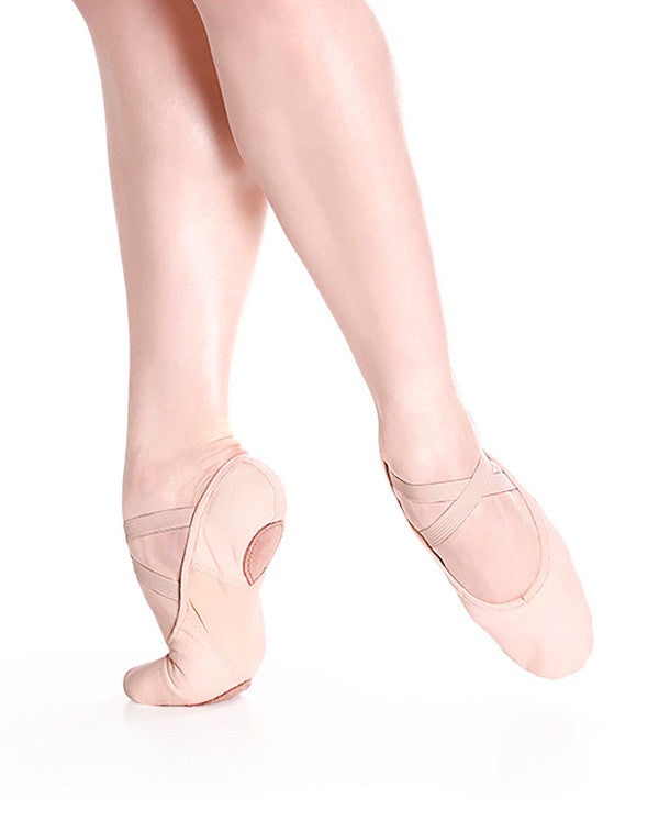 SoDanca Canvas split soles - Dance Emporium