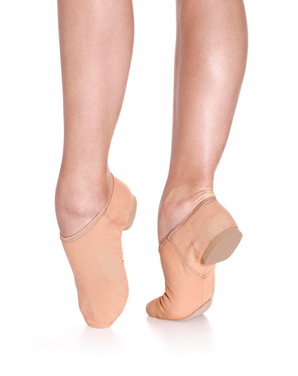 SoDanca Split Canvas Jazz Shoe - Dance Emporium