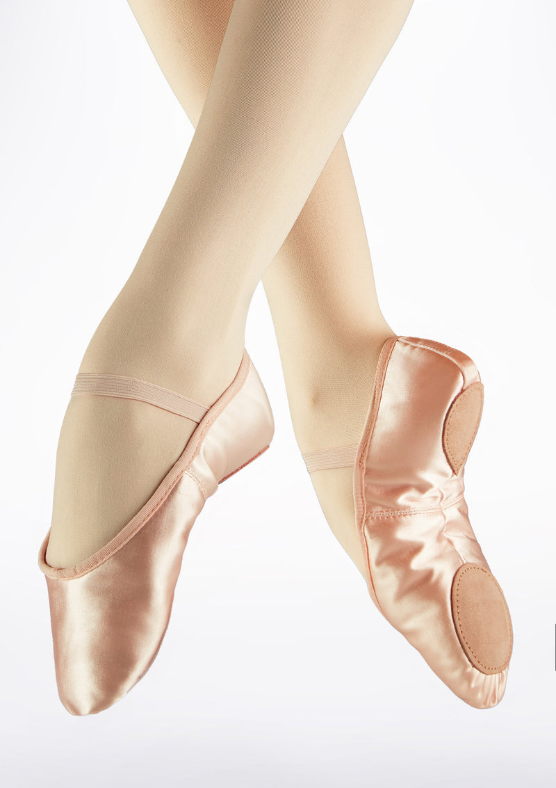 So Danca Satin Split Sole - Dance Emporium