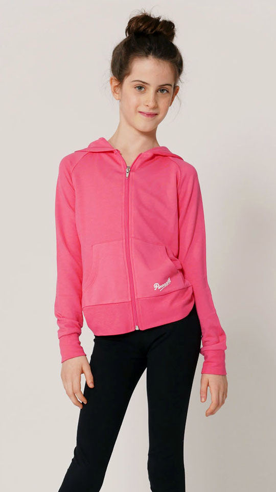 Girls' Dance Zip Hoodies - Dance Emporium