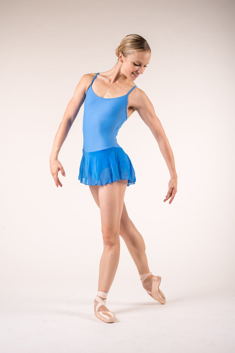 Colombine Skirted leotard- Wear Moi - Dance Emporium
