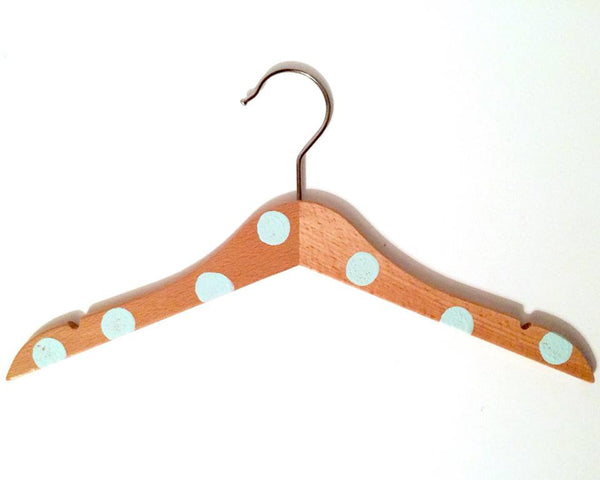 Little Dots Hanger Mint