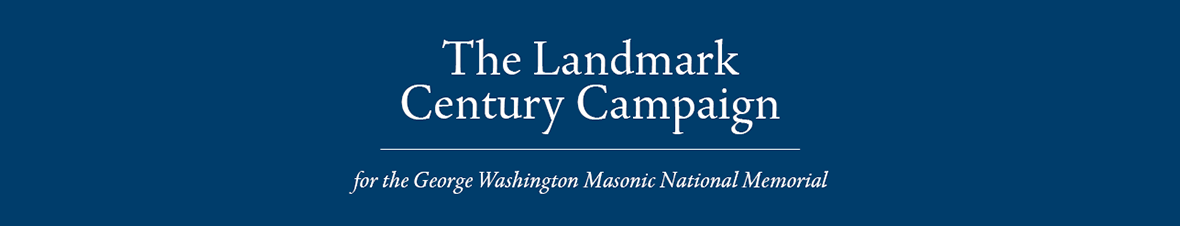 Part of the Landmark Century Campaign
