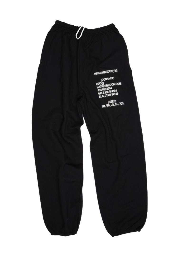 CMG SWEATPANTS