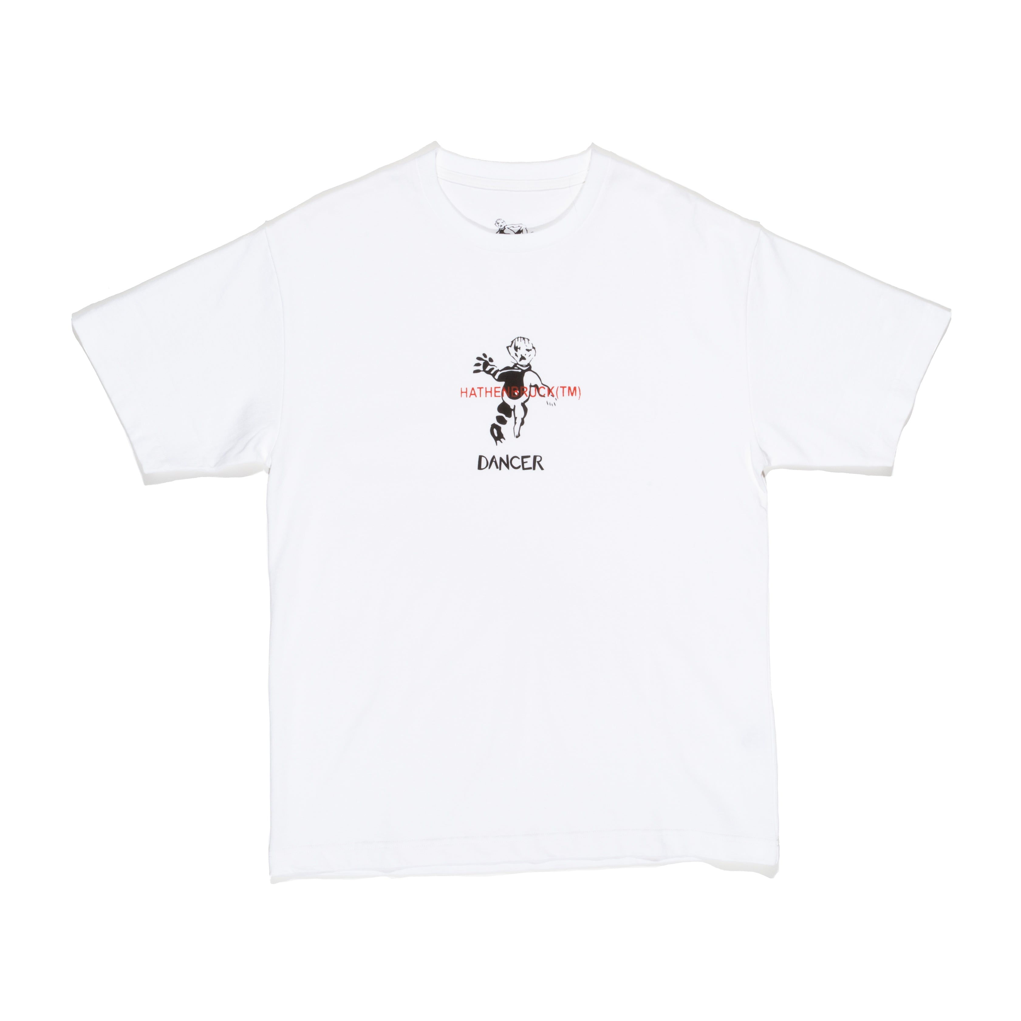 DANCER(TM) OG LOGO TEE WHITE