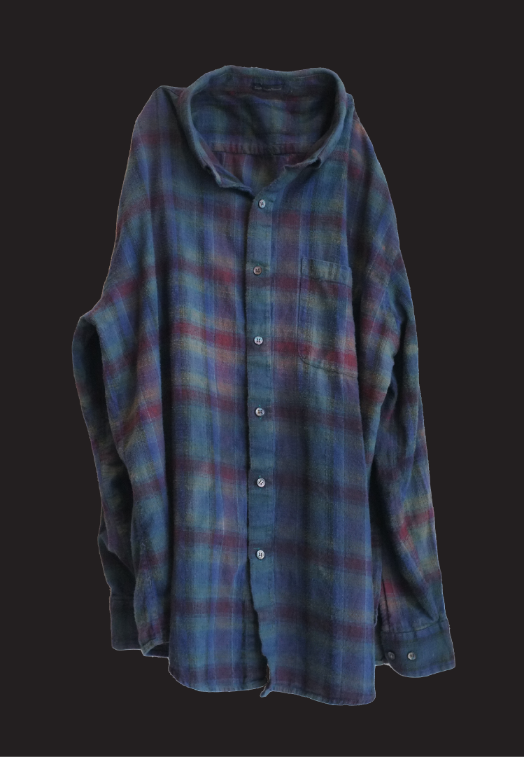 OVERDYED FLANNEL 3
