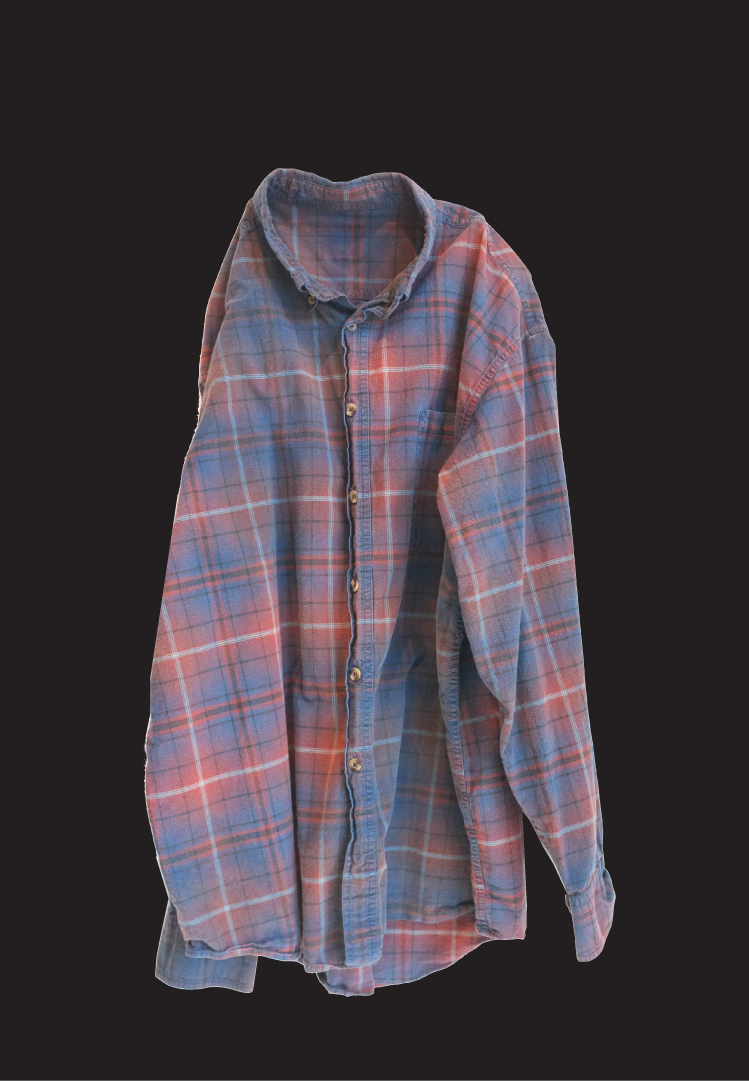 OVERDYED FLANNEL 2