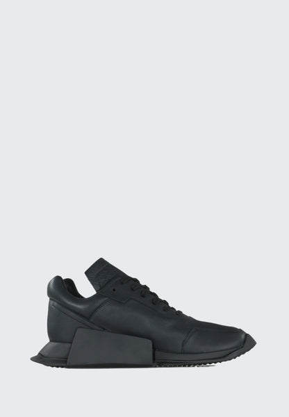 ADIDAS RICK OWENS RO LEVEL RUNNER II BLACK