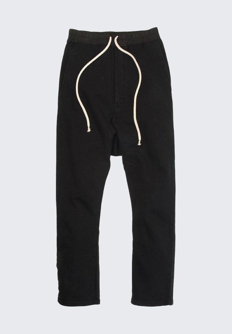 RICK OWENS DRKSHDW LONG DRAWSTRING PANTS