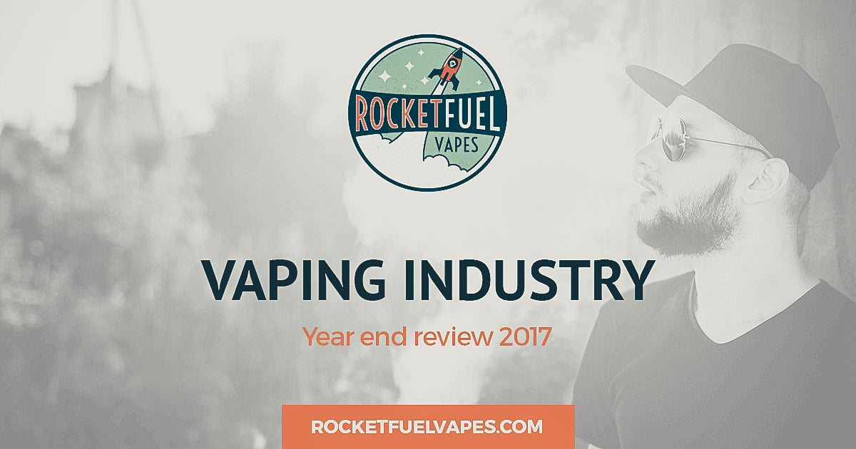 Vaping Trends for 2017 | Vaping Industry Year End 2016