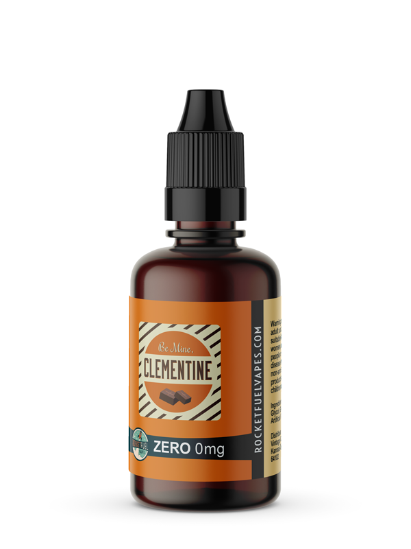 Chocolate E-Liquid | Be Mine, Clementine | Rocket Fuel Vapes