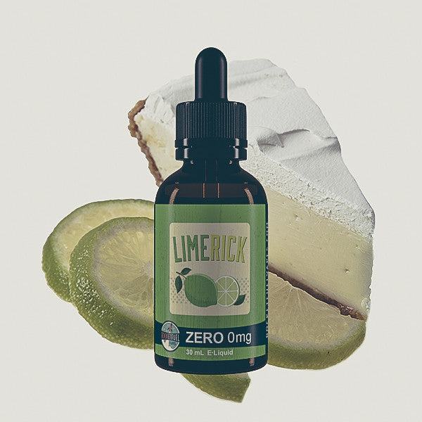 Key Lime Pie Vapor | Limerick | Rocket Fuel Vapes