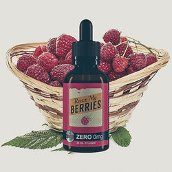 Raspberry Vapor | Razz My Berries | Rocket Fuel Vapes
