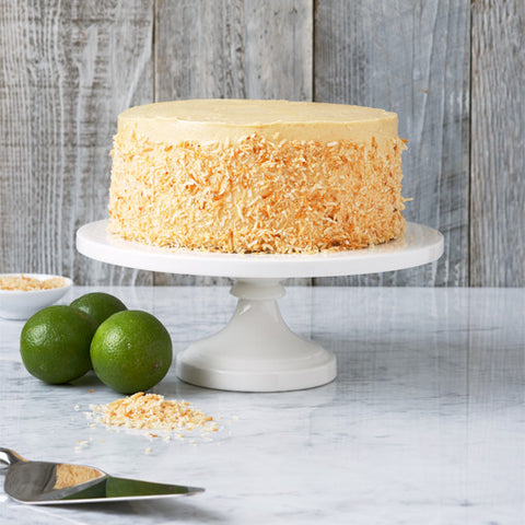 KekiCake Toasted Coconut Cake baking Kit