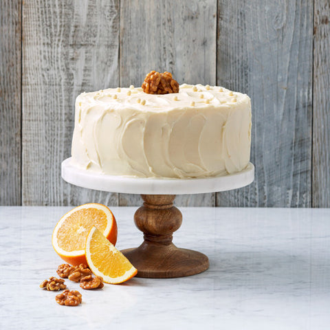 KekiCake citrus spiced carrot cake baking kit