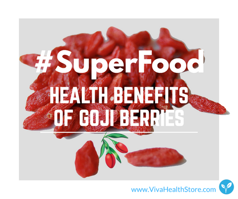 SuperFood Goji | FB Post | VivaHealth Pharmacy Singapore