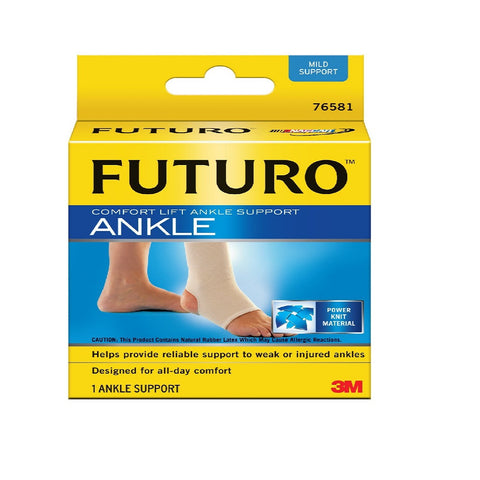 Futuro Comfort Lift Ankle Support Size S to L
