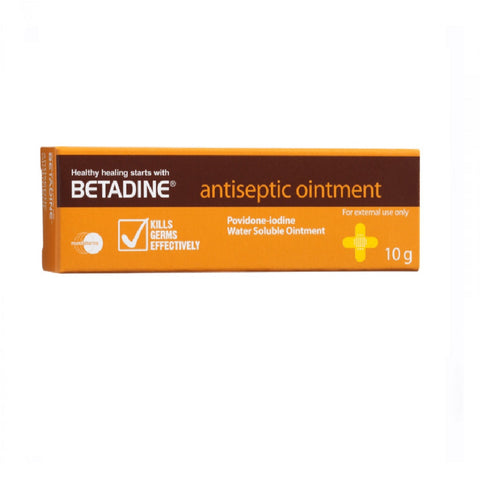 Betadine Ointment 10g