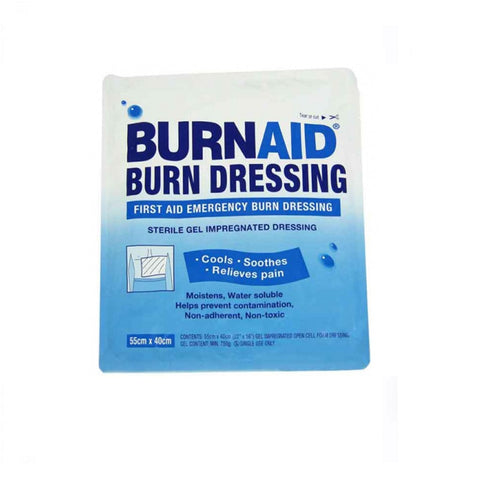 Burnaid Burn Dressing 10cm x10cm