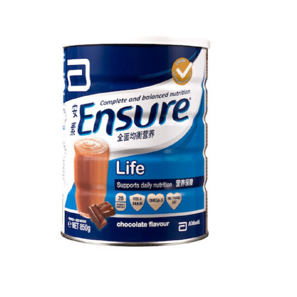 Ensure Life Chocolate 850g
