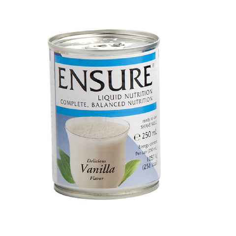 Ensure Liquid Vanilla 250mL
