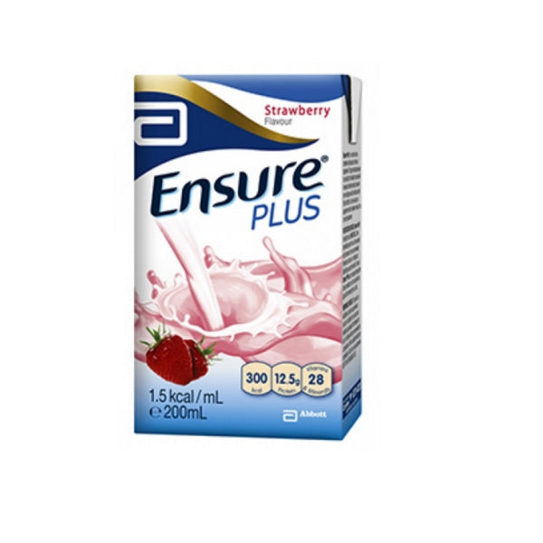 Ensure Plus Strawberry 200mL
