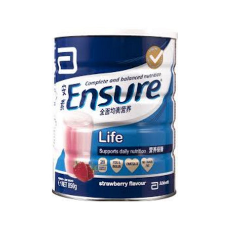 Ensure Life Strawberry 850g